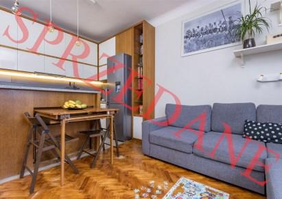 mieszkanie na sprzedaż - Warszawa, Praga-Północ